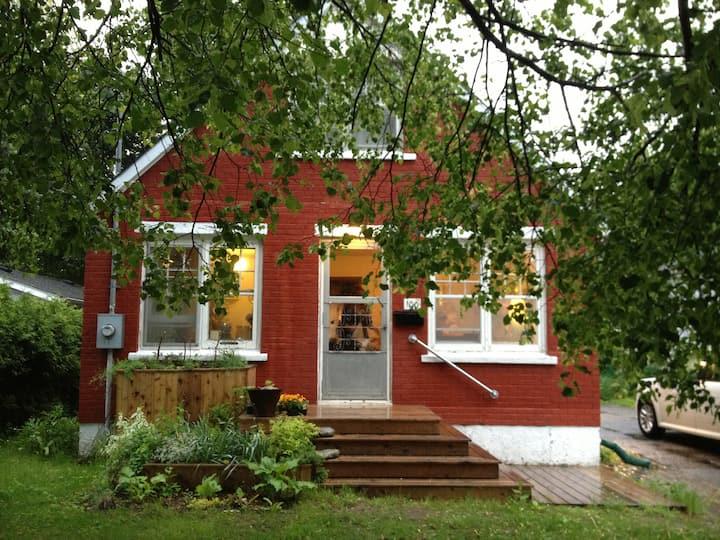Restful Retreat in Mindful Home