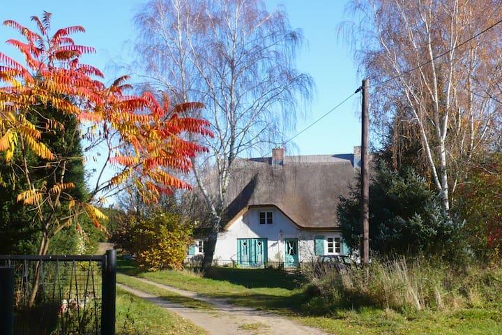 Haus am Wanderweg, 60m², Nähe Binz - Zirkow - Lägenhet