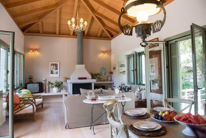 Unique Exclusive & Stylish Villa in Agios Nikitas
