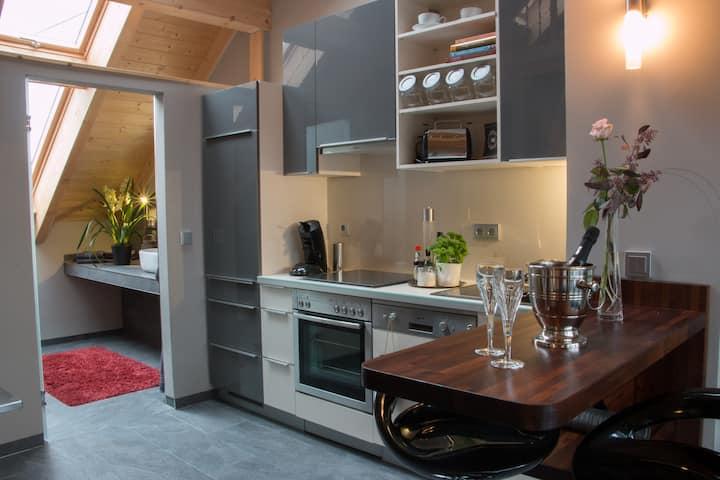 Modernes Apartment  mit Dachloggia in Saarlouis