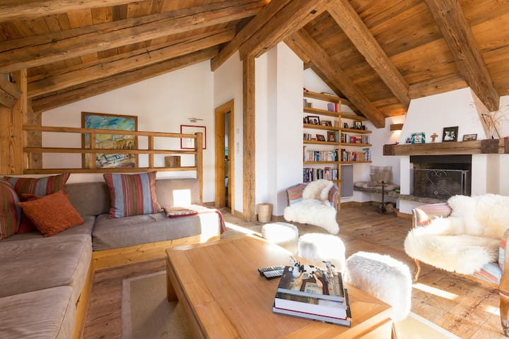 Chalet: Hidden Gem close to Verbier - Bagnes - House
