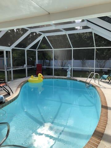 Port Charlotte pool home