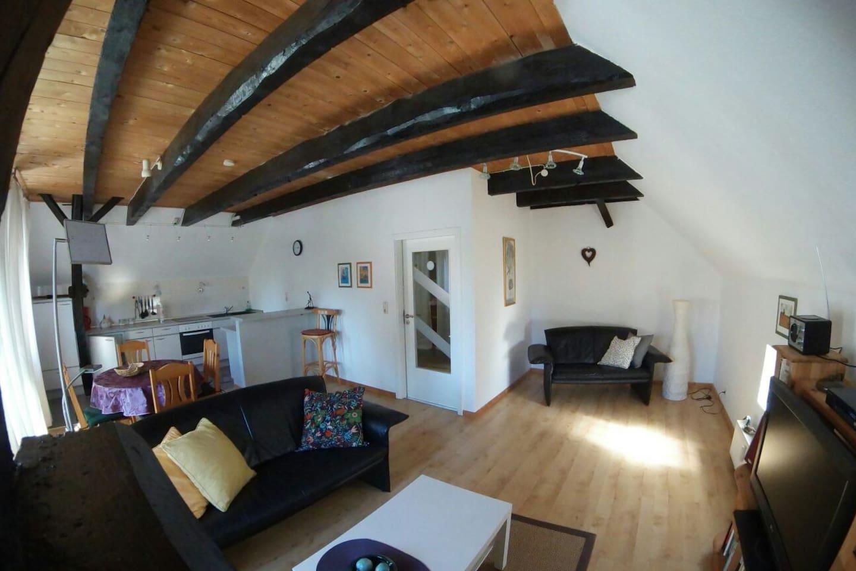Der Wohnung / Essbereich