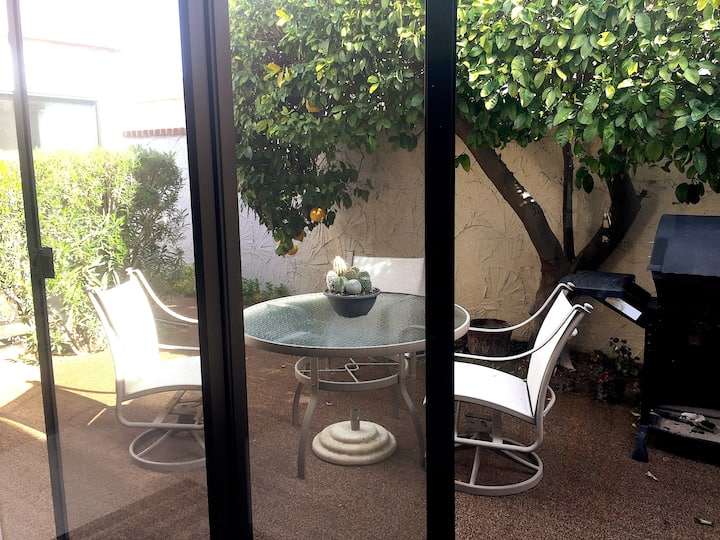 Relax and Enjoy in this Sunny Canyon Sands Casita