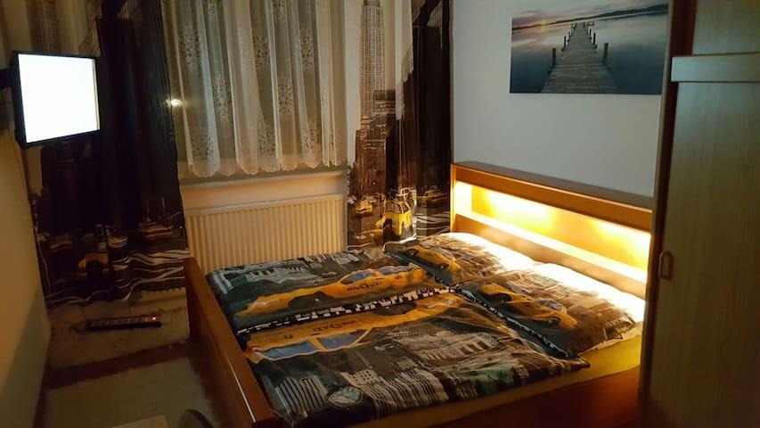 "Zimmer ""New York"" nahe City /Hbf - Sankt Pölten - Huis"