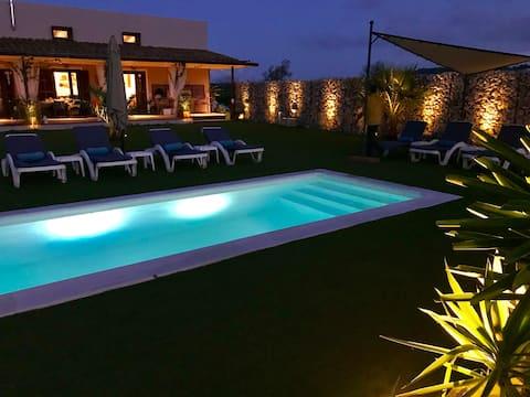 Exclusive winter getaway: Villa Son Gat Mallorca