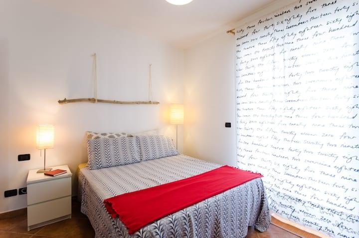 Casa Alpi 44 - Two bedroom flat with huge balcony