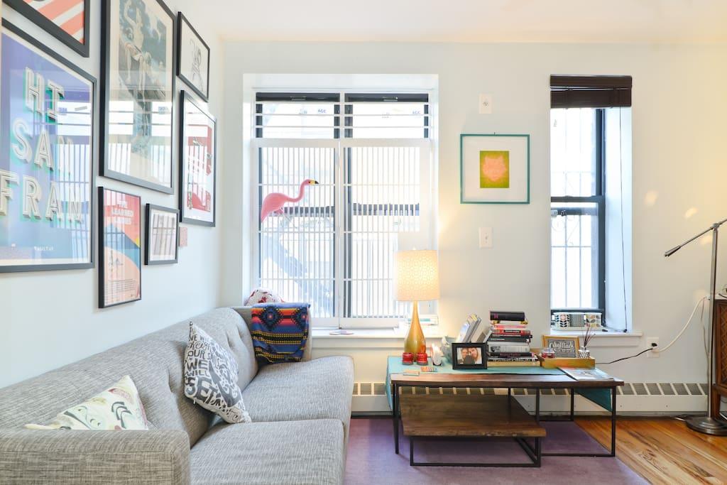 Une chambre dans un bel appartement appartements louer - Bel appartement de ville brooklyn new york ...