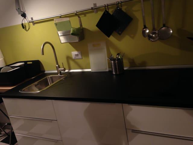 still kitchen corner
