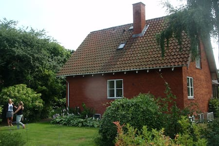 Great family friendly house - Bagsværd - Talo