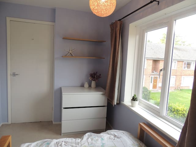 Room in homely 2-bed maisonette - Cholsey - Appartement