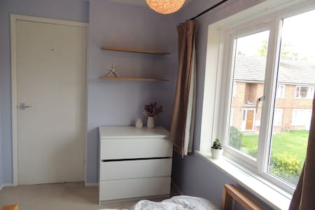 Room in homely 2-bed maisonette - Cholsey - Apartment
