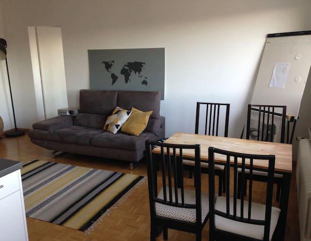 Calme et proche de tout - Appartement indépendant