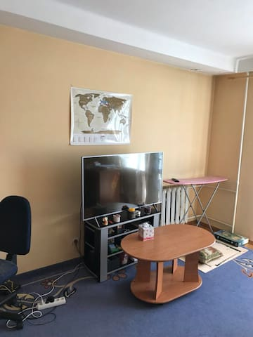 City center apartment for Champions League final