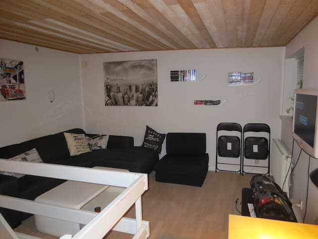 Nice and cozy 2 room apartment