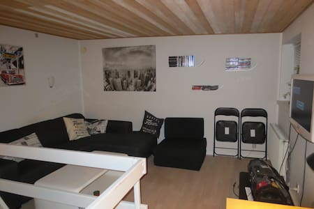 Nice and cozy 2 room apartment - Aalborg - 独立屋