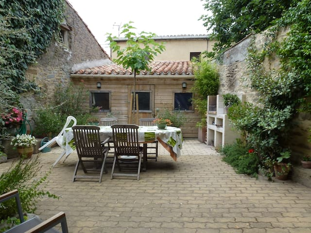 Maison indépendante dans village - Laure-Minervois - House