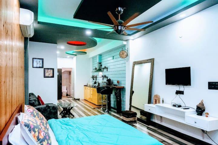 Beautifully Designed Studio