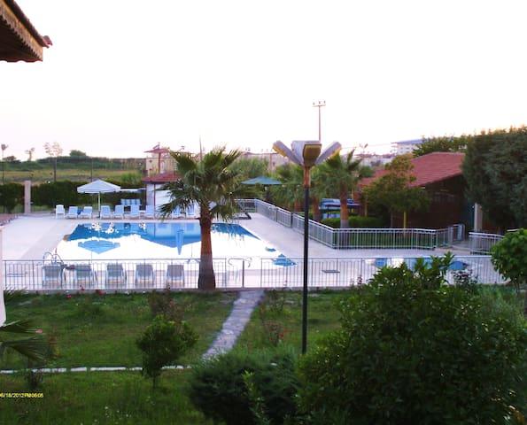 Maison résidence calme confortable - Antalya Manavgat - Ev