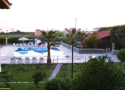Maison résidence calme confortable - Antalya Manavgat - Casa