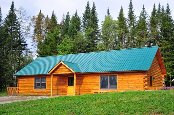 Fully furnished cabin duplex #3
