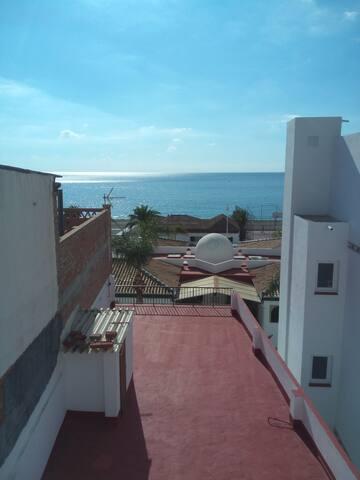 vivienda cerca de la playa - Almuñécar - Huis