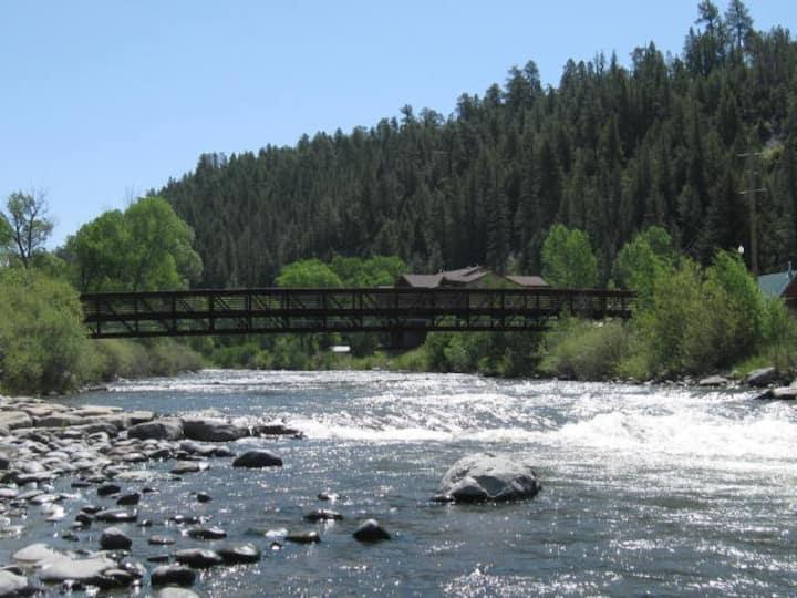 Downtown Log Cabin At River/Springs