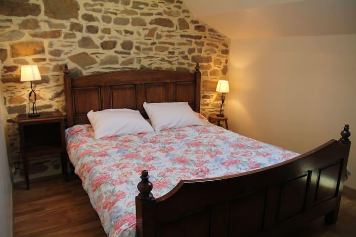 Farm cottage in Brittany Bain de Br - Bain-de-Bretagne - Hus