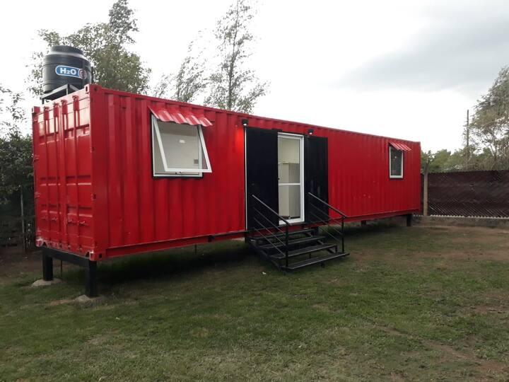 Casa Container .