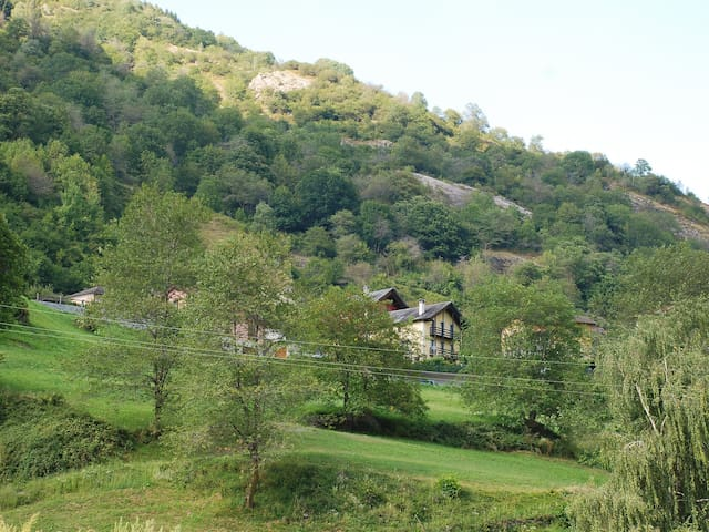 Ferienwohnung in Valle di Blenio for 2 persons - Valle di Blenio - อพาร์ทเมนท์