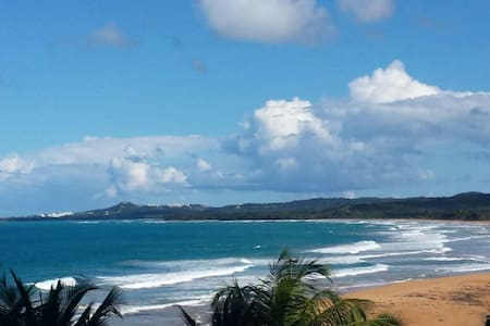 AWESOME BEACH FRONT VACATION! - Luquillo - Apartment