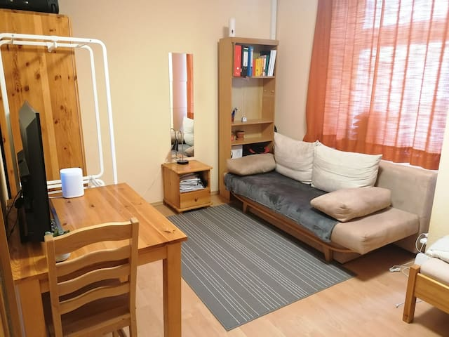 Central located apartment!