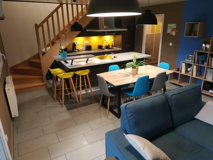 Appartement, Modernité et Calme, 15 min Strasbourg