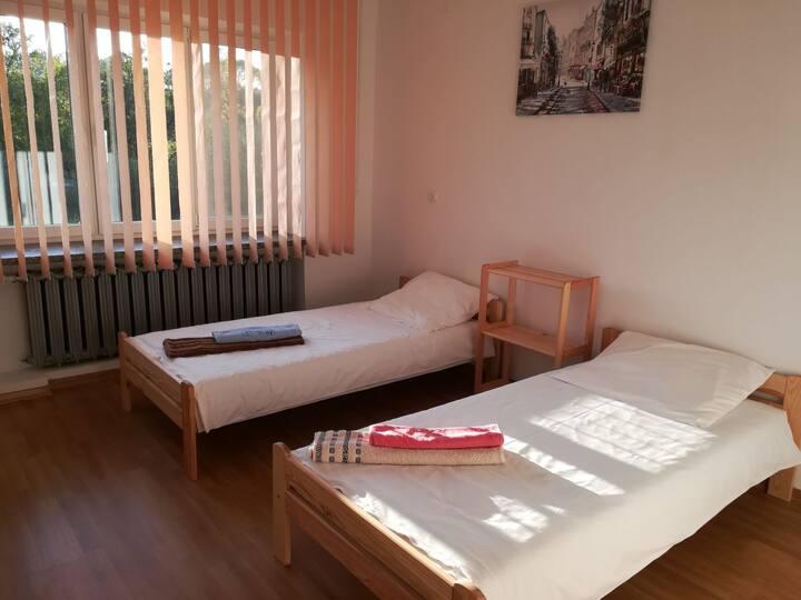 Apartament Pod Modrzewiami - Bieszczady