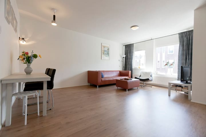 Sfeervol appartement/ Cosy & private apartment - Groningen - Wohnung