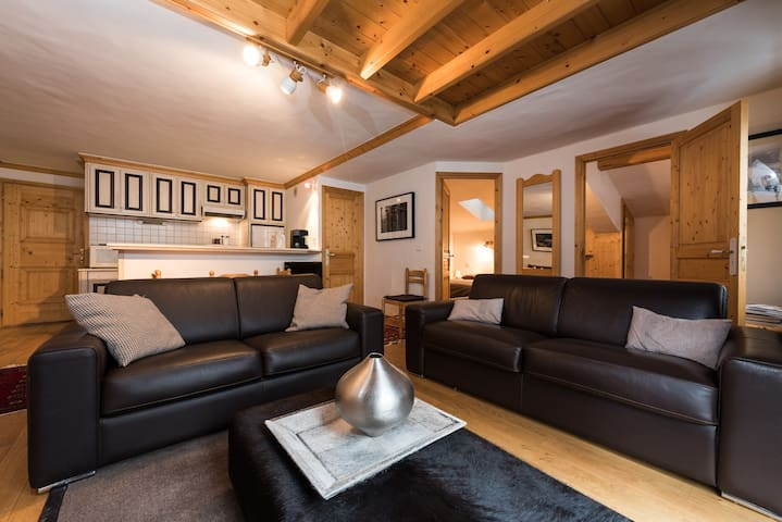 APPARTEMENT CHALET COURCHEVEL 1850