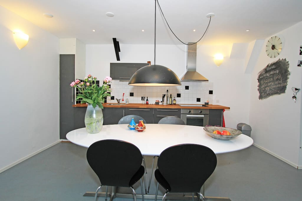 Trendy app in popular n 39 bourhood apartments for rent in amsterdam - Matelas dunlopillo trendy room 24 ...