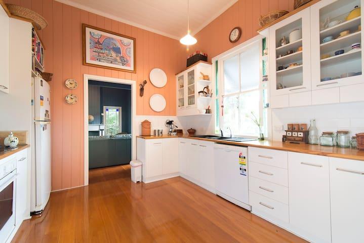 'Terracina' Estate - 12 private acres - Lismore  - Rumah