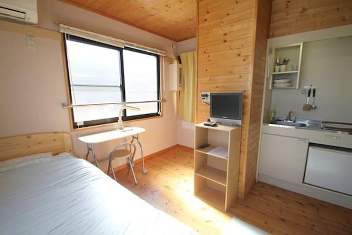 Private Cozy Apt in Tokyo 311  - Nakano-ku - Apartment
