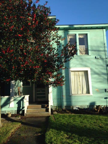 Apartment in Historic Downtown - Anacortes - Flat