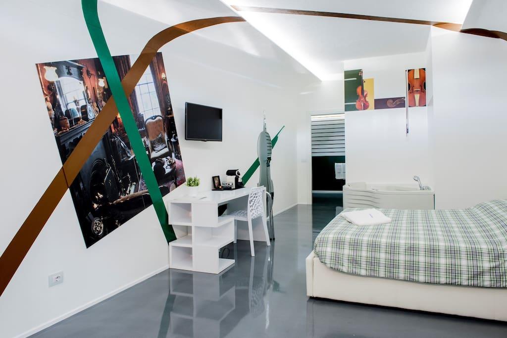 Room Sherlock Holmes