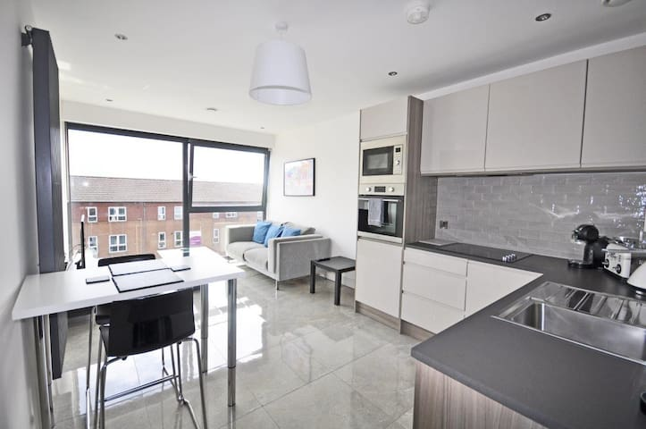 Beautiful Smart Home in Belfast's Creative Quarter
