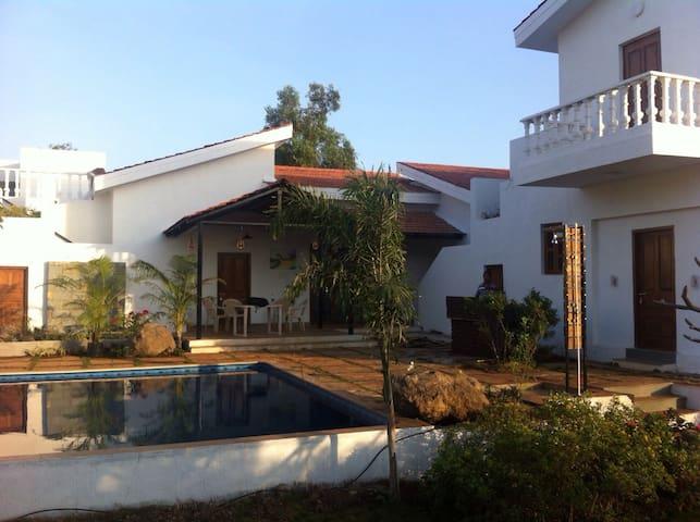 Exotic Luxury Villa with Pool