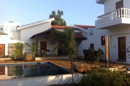 Exotic Luxury Villa with Pool  - Villa