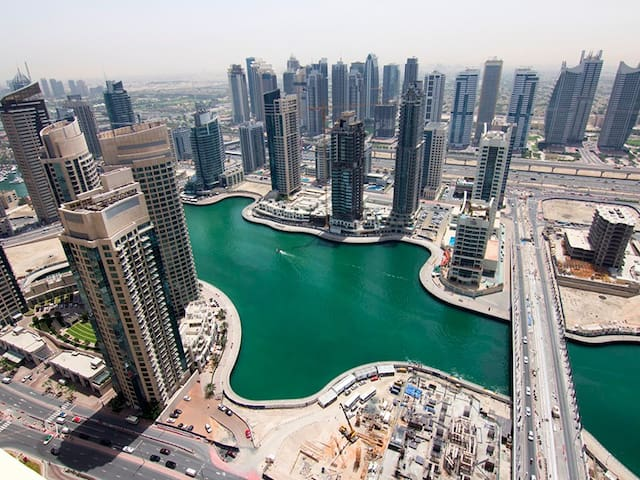 2 BR APARTMENT WITH FULL MARINA VIEW IN JBR, DUBAI