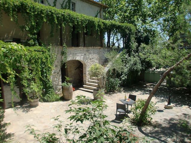 La Ferme du Château de Valflaunès - Valflaunès - Casa
