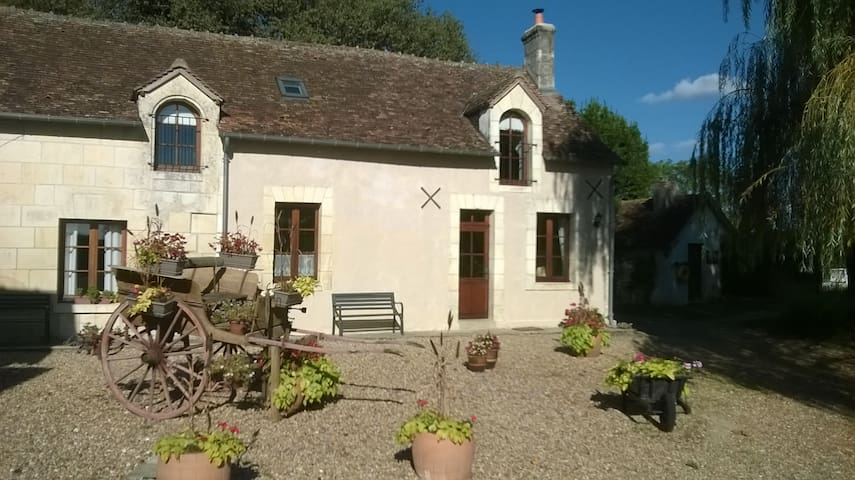 L'Hirondelle - Self-Catering Gite - Le Petit-Pressigny - House