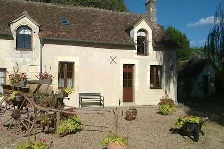 L'Hirondelle - Self-Catering Gite - Le Petit-Pressigny - Hus