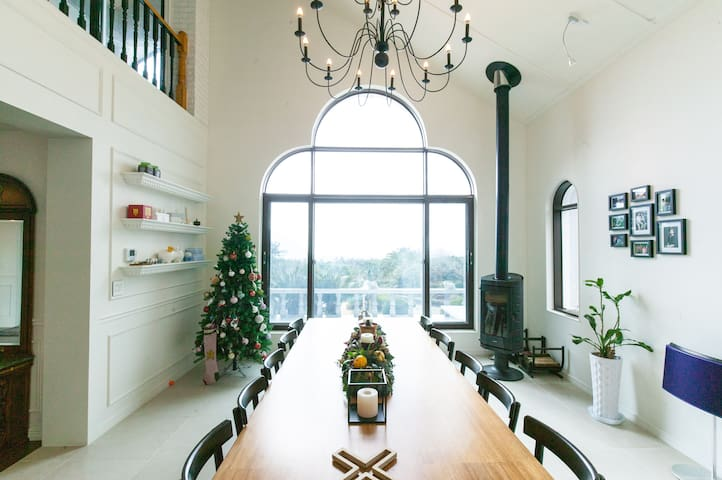 Your Luxurious Second House in Jeju