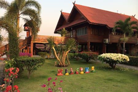 Baan Banana-Where Worries Melt Away - Chiang Mai